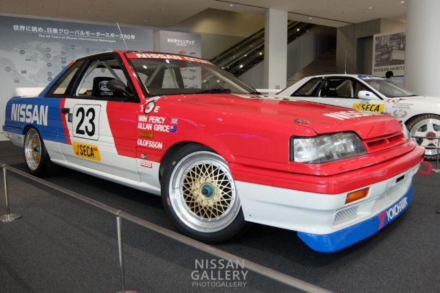 スカイラインGTS-R 1988年欧州ツーリングカー選手権出場車