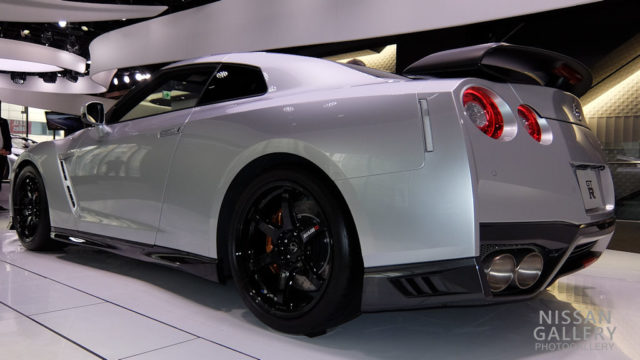 日産 GT-R Track edition engineered by nismo