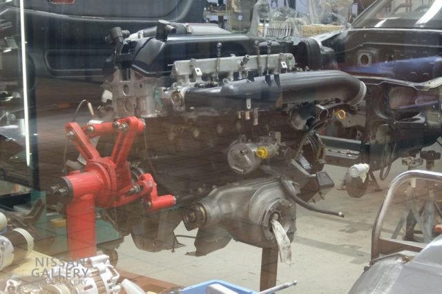 rb26dettエンジン