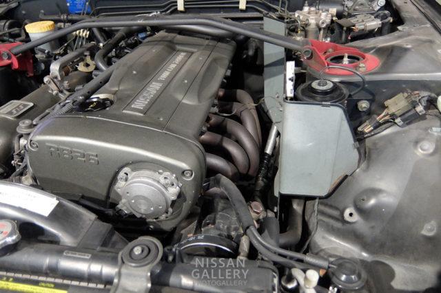 rb26de型エンジン