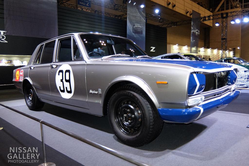 スカイライン2000GT-R 1969年JAFグランプリ優勝車仕様