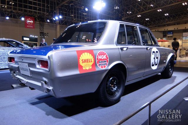 スカイライン2000GT-R 1969年JAFグランプリ