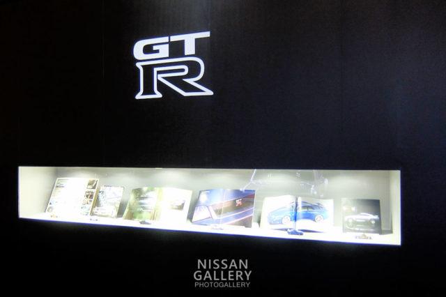 歴代GT-R カタログ