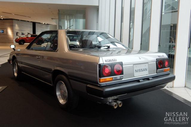 スカイライン ハードトップ 2000ターボ GT-E・S