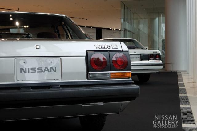 6代目スカイライン ハードトップ 2000ターボ GT-E・S