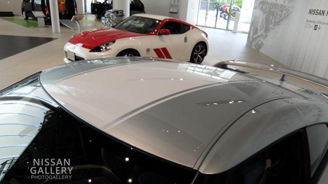 日産 GT-R 50th Anniversary ストライプステッカー